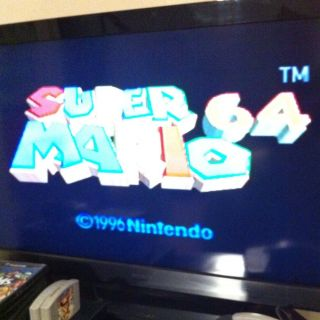 Super Mario 64 (Nintendo 64 ) Tested And Working See Photos