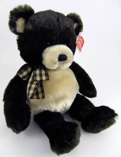 Soft Shaggy Plush Teddy Bear Stuffed Toy Animal Abram 15246 New