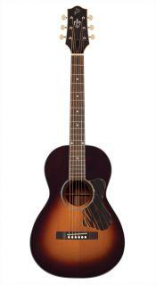 SN 0 Style Small Body Acoustic Guitar Sunburst O Sitka Spruce