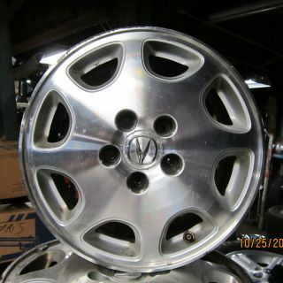2004 ACURA RL FACTORY 16 INCH WHEELS RIMS LEGEND TL CL CSX OEM NR