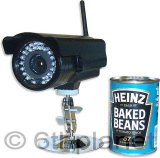 IP 390E Wireless IP CCTV Camera Web Net iPhone Viewble