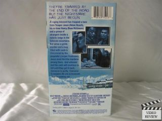 Last Stop The VHS Adam Beach Rose McGowan