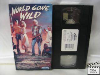 Gone Wild VHS Bruce Dern Michael Pare Adam Ant 086112170534