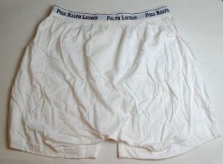 Mens Signature Cotton Underwear Knit Boxer Briefs Size L