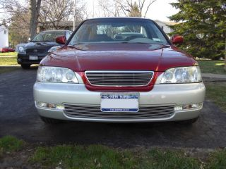 Acura CL 97 99 Custom Billet Grille Grill Combo Deal