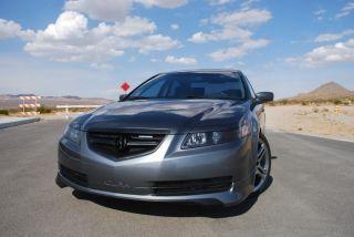 Acura TL 04 05 06 Body Kit Front Lip 04 05 06 TL A Spec