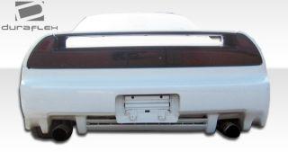 91 05 Acura NSX G Force Duraflex Rear Body Kit Bumper