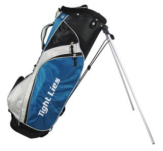 New Adams Golf Tight Lies 11 Piece Complete Set with Bag Graphite