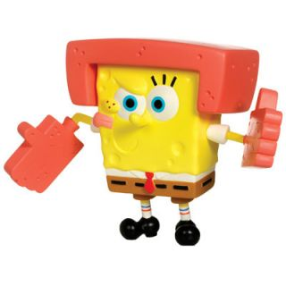 Spongebob Squarepants Nickelodeon Action Karate