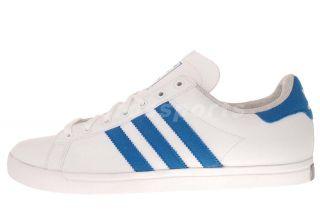 Adidas Originals Court Star White Blue Mens Casual Shoes G60424
