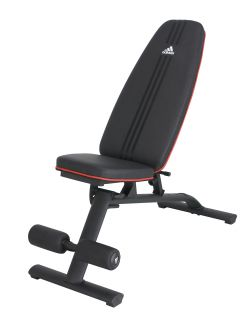 Adidas Fitness Adi 10235 Weight Lifting Multi Position Incline Utility