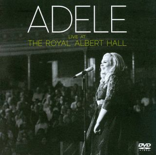 Adele Live at The Royal Albert Hall CD DVD 2011