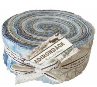 Adirondack Moda Flannels Jelly Roll Flannel Fabric
