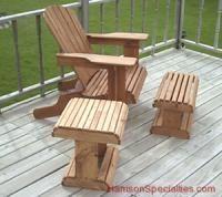 Adirondack Chair Chairs Cedar Plans Redwood Douglas Plan Kids