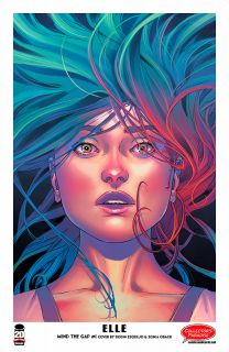 1st PRINT Exclusive Variant by Adrian Alphona, HOT! Image Comics