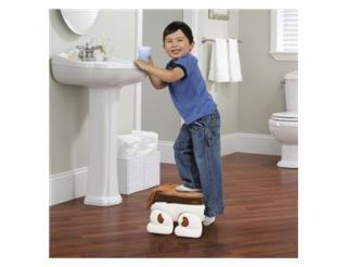 1st Beagle Buddy 3 in 1 Potty Trainer Seat Step Stool Chair ~BRAND NEW