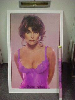 Adrienne Barbeau Orig 70s Pin Up Poster Swamp Thing
