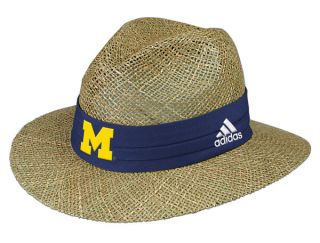 Michigan Wolverines Adidas Football Straw Hat