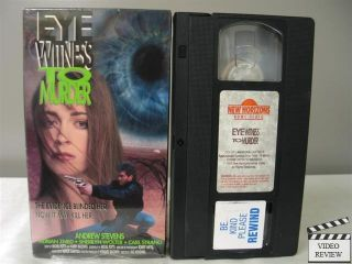 VHS Andrew Stevens Adrian Zmed Sherilyn Wolter 736991436831