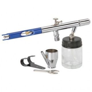 New Professional or Hobby Deluxe Air Brush Airbrush Kit