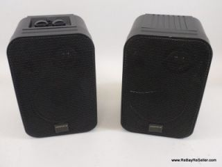 advent clv a901r recoton wireless speakers black set