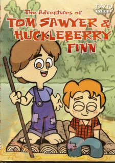 The Adventures of Huckleberry Finn (DVD) Tom Sawyer
