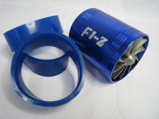 Tornado Turbo Air Intake Double Fan Gas Fuel Saver BMW E30 E32 E34 E36