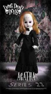 Mezco Toyz Series 23 Living Dead Dolls Agatha
