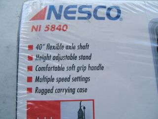 Nesco Ni 5840 Variable Speed Electronic Rotary Tool 40 Piece System