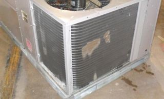 ICP 5 Ton Rooftop Air Conditioner A C Unit 3 Phase 208 230V