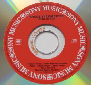 BRUCE SPRINGSTEEN Japan PROMO issue CD + 2DVD box set COMPLETE!