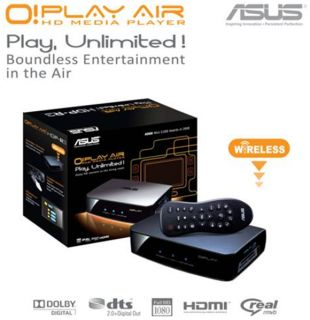 Asus O Play Air HDP R3 Full HD 1080p Media Player