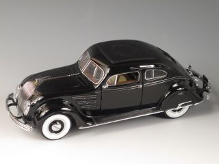 Franklin Mint Collectors Club 1934 Chrysler Airflow Diecast Car