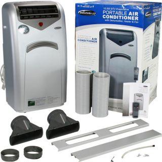 Portable Air Conditioner Heat Pump AC Heater Dehumidifier Fan Window