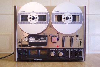 AKAI 4000DB   Dolby Reel to Reel Tape Recorder   Mint Condition