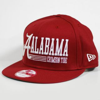 Alabama Crimson Tide New Era 950 Retro Snapback Hat
