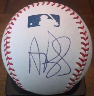 Albert Pujols Signed Autographed Baseball St Louis Cardinals Los