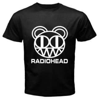 New Radiohead NY Roseland Album Logo Mens Black T Shirt Size s 3XL
