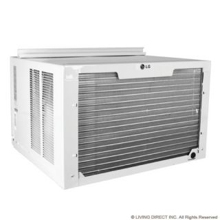 New LG Heater Cooler Window Air Conditioner and Heater Unit in One