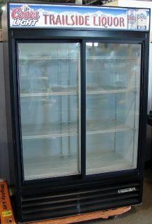 Beverage Air MT45 Two Door Display Cooler