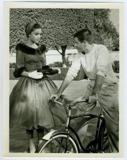 Photo~Jerry Lewis & Anna Maria Alberghetti~Cinderfella (1960)