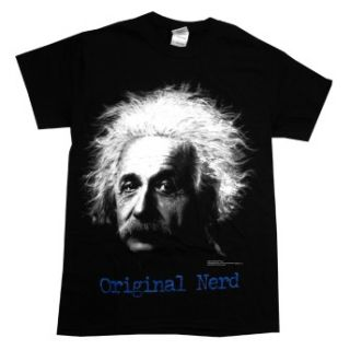Albert Einstein, with blue text. This design is a 2Bhip exclusive