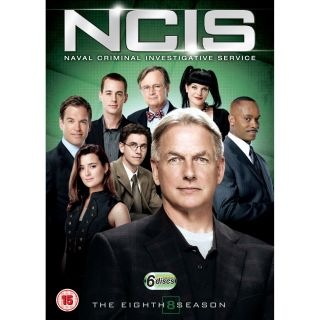 DVD NCIS Naval Criminal Investigative Service Complete Season 8 DVD