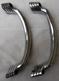 Rat Rod Part Vintage 1953 1954 1955 Mopar Grab Handles Bars 1490162 NM