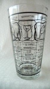 alcoholic drinks recipes glass tumbler pounder euc