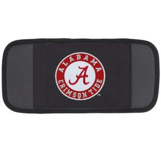 Alabama Crimson Tide Black Team Logo CD Organizer Visor