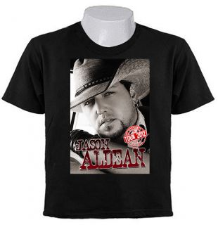 Jason Aldean Tour 2012 Concert T Shirts Country Music No Tour Dates