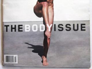 ESPN Magazine The Body Issue Hope Solo Goalkeeper U s National Team