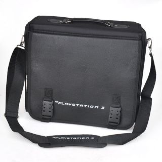 Travel Carrying Bag Case for Playstation 3 PS3 Console Accessories