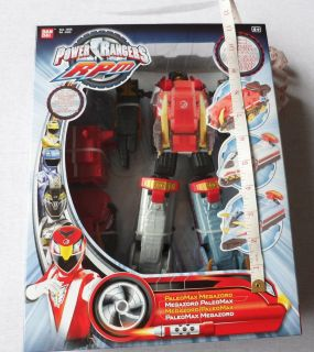 Power Rangers RPM Paleomax Megazord by Ban Dai
